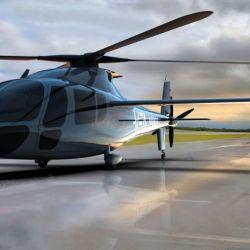 El Piasecki PA-890 fue diseñado para ser empleado en servicios médicos de emergencia y para transportar personas u objetos de alto valor.