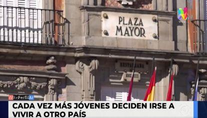 Argentinos que emigran: cómo se vive en España