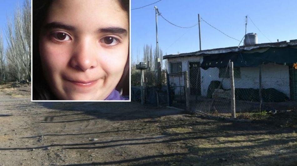 Lucía Fernández tenía 15 años y fue asesinada este martes luego de salir de su casa en Mendoza.