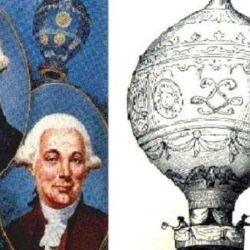 Considerados los inventores de los globos, los Montgolfier eran hijos de un humilde fabricante de papel de Lyon, Francia.