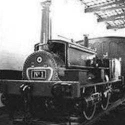 Actualmente se encuentra exhibida en el Museo del Transporte, en Luján.