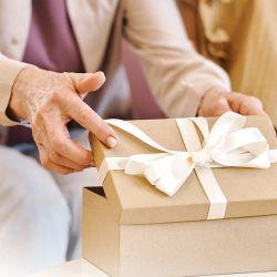 Abrir un regalo | Foto:Shutterstock