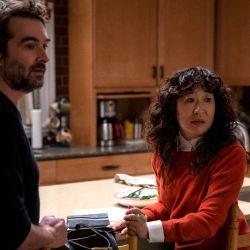 La dupla de Sandra Oh y Jay Duplass, pura emoción e inteligencia.