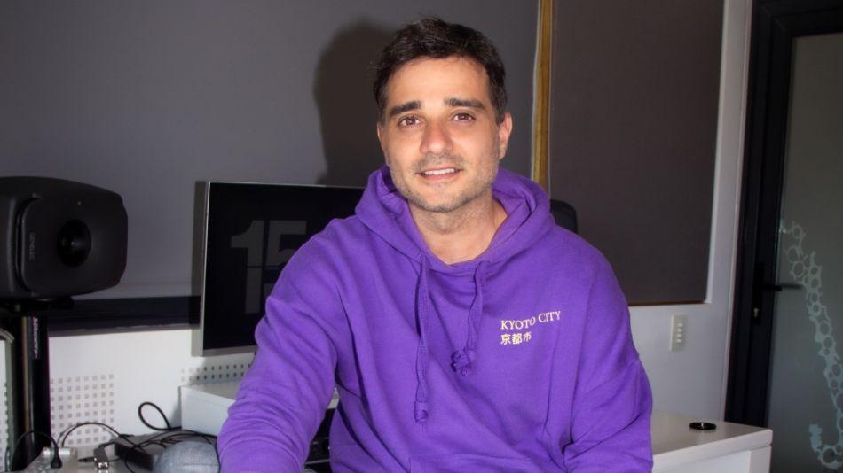 Federico Lauría ingresó a la lista de los 40 ejecutivos más importantes de la industria musical industrial