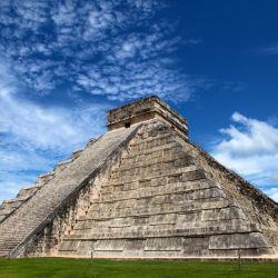 Chichen Itzá, México.