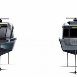"""El C-Pod fue diseñado para tener una """"vida útil casi ilimitada"""", gracias al largo intervalo de mantenimiento de más de 3.000 horas."""