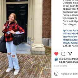 De jeans y leñadora: la princesa Alexia comenzó su nueva vida en Gales