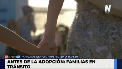 Familias en tránsito: qué son y que función cumplen en el proceso de adopción