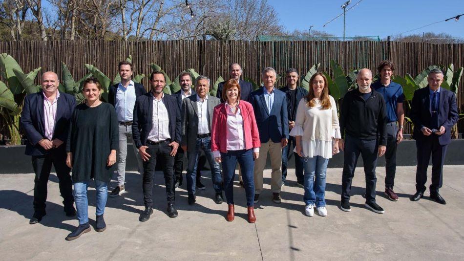 Dirigentes Juntos x el Cambio 20210830