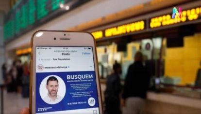 Ciudadano argentino buscado en Barcelona por presunto asesinato de su hijo