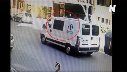 Intento de secuestro en Belgrano