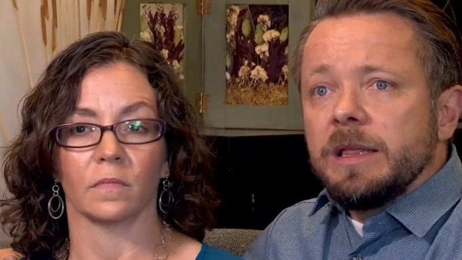 pareja estadounidense fertilización in vitro