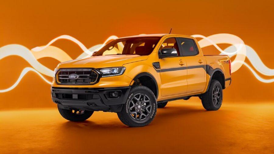 Ford Ranger Splash