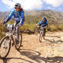 El circuito de mountain bike tendrá mucho desnivel y huellas serranas.