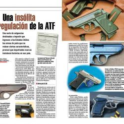 Probamos la Ruger LCP Max, una pistola micro .380.