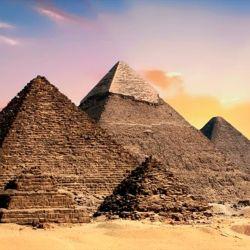 Los rollos de papiros forman parte del diario de uno de los capataces, de apellido Merer, quien ayudó a construir la Gran Pirámide