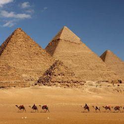 """El """"Diario de Merer"""" aporta valiosos detalles acerca de cómo eran las actividades diarias del inspector de obras a lo largo de la construcción de las pirámides."""
