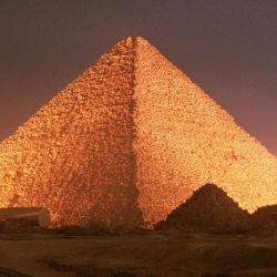 La Gran Pirámide de Guiza es la última de las 7 Maravillas del Mundo.