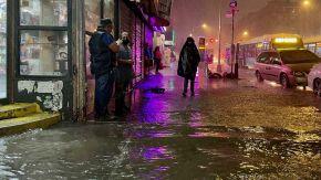 inundaciones en NY del Huracan IDA 20210902