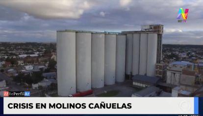 """Jorge Chemes sobre Molino Cañuelas: """"La situación del sector agro está muy complicada"""""""