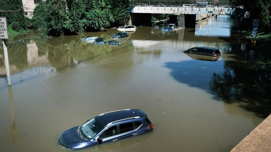 Nueva York huracán Ida 20210902