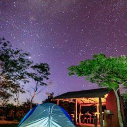 También ya se habilitó el pernocte en las hosterías que se encuentran en el Area de Reserva Nacional Iberá