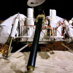 El Viking II formò parte de la denominada Misión Viking comandada por la NASA.