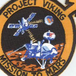 El Programa Viking de la NASA proporcionó la primera mirada de cerca de Marte.