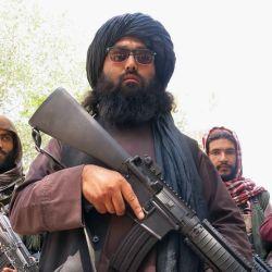Soldados de ISIS-K | Foto:CEDOC