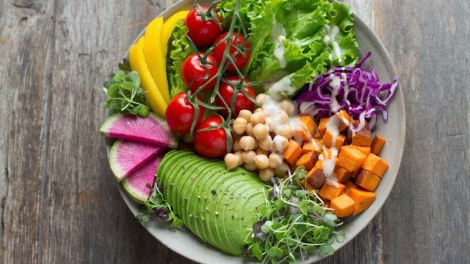 Alimentos basados en plantas