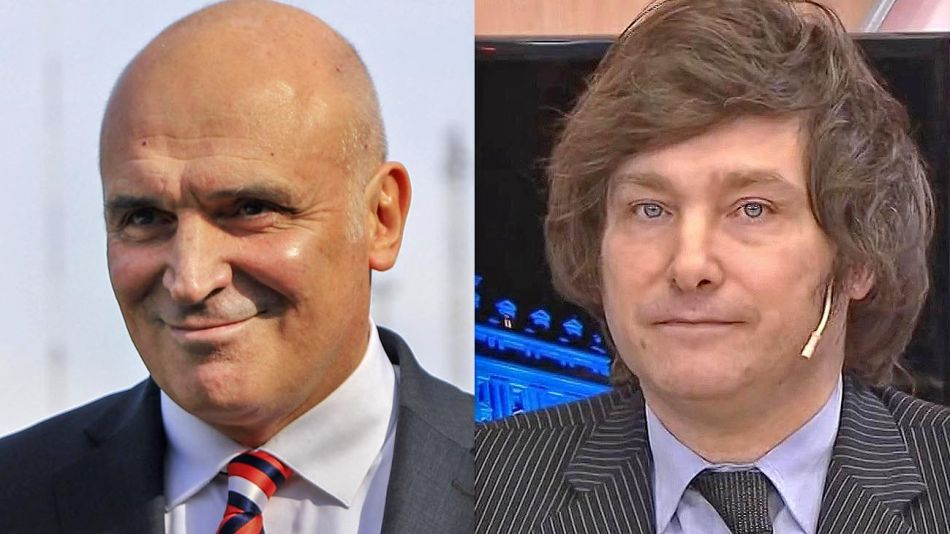José Luis Espert  y Javier Milei 20210903