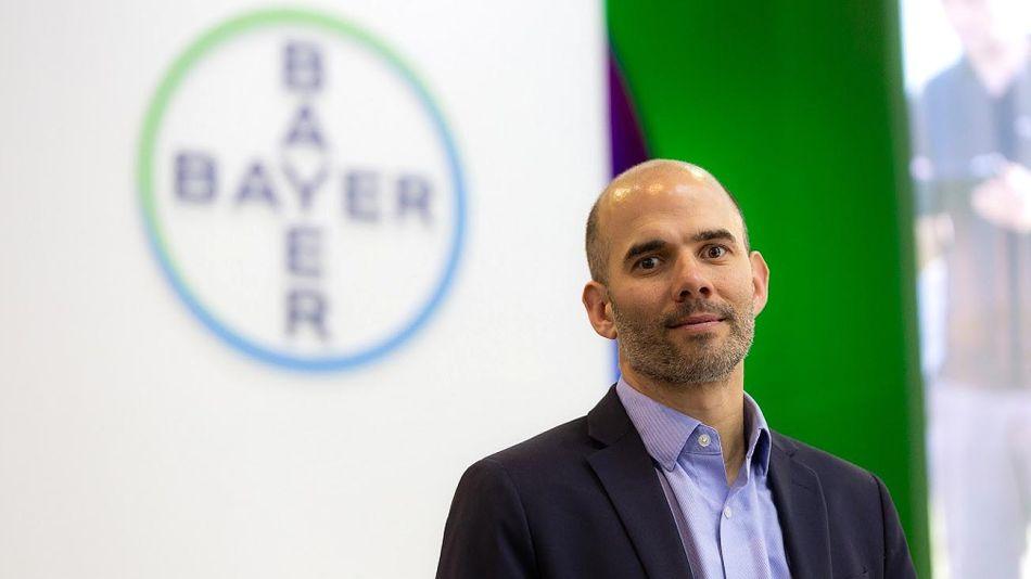 Nuevo CEO de Bayer en el Cono Sur 20210903