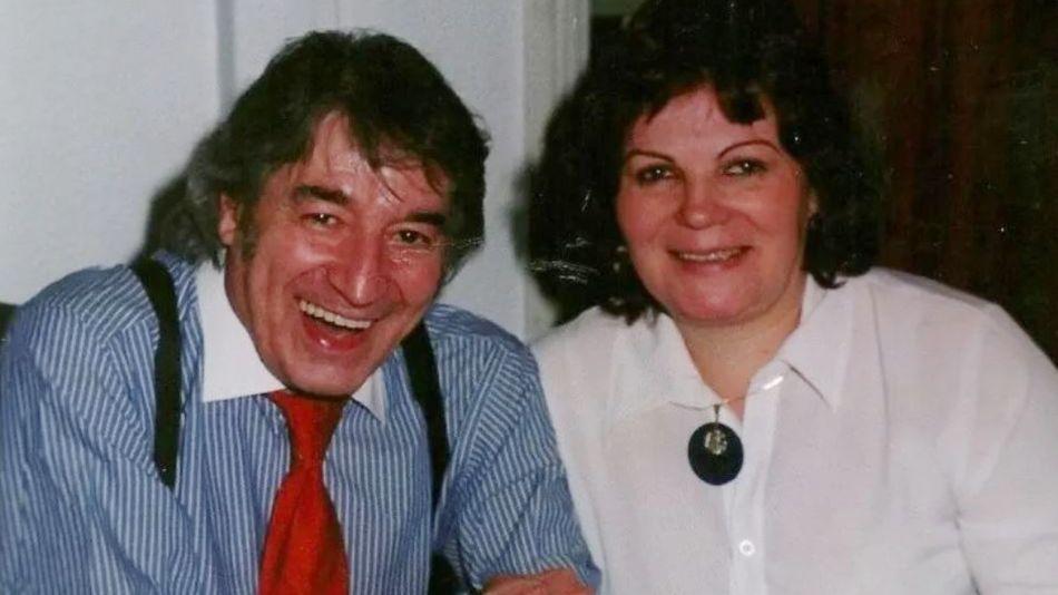 Sandro y Olga Garaventa