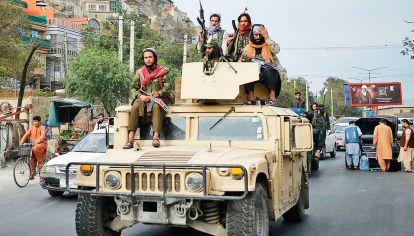 Triunfo talibán. La toma de esta ciudad significa el éxito de la fe sobre el pecado.