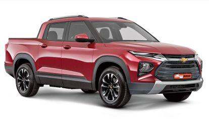 La nueva Chevrolet Montana tendrá un diseño chino