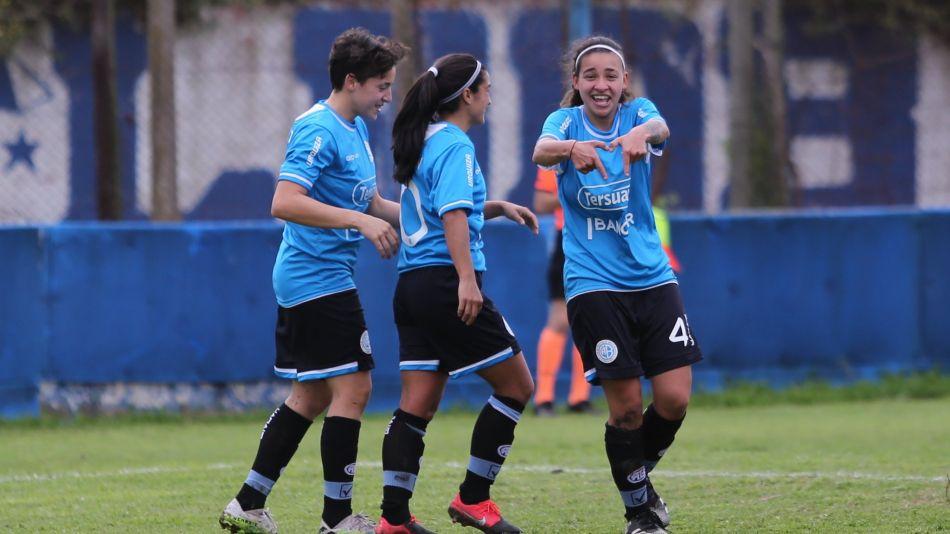 Belgrano femenino