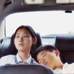 """""""Hermanos en una noche de verano"""", un retrato familiar dirigido por Yoon Dan-bi."""