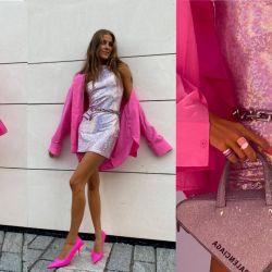 Fiebre disco: la tendencia que brilla en Instagram de la mano de las influencers de moda