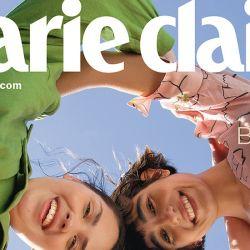 Tapa Marie Claire Septiembre.