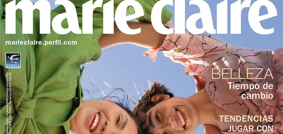 Llegó Marie Claire Septiembre: Especial Moda de primavera