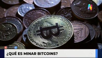 Cómo minar un Bitcoin