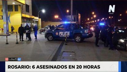 Violencia Narco en Rosario