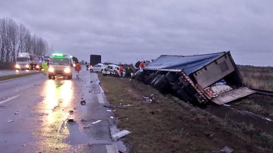 Accidente en Ruta12 20210907