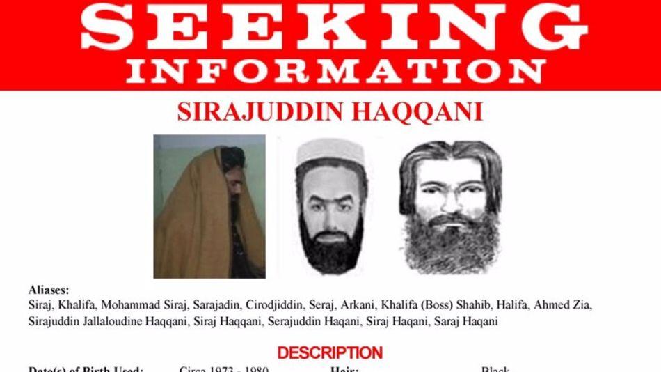 Sirajuddin Haqqani, líder de la Red Haqqani –la organización que EE.UU. calificó de terrorista–, será ministro del Interior interino.