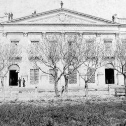El 8 de septiembre de 1855, comenzó la división y la demarcación de los terrenos de la colonia