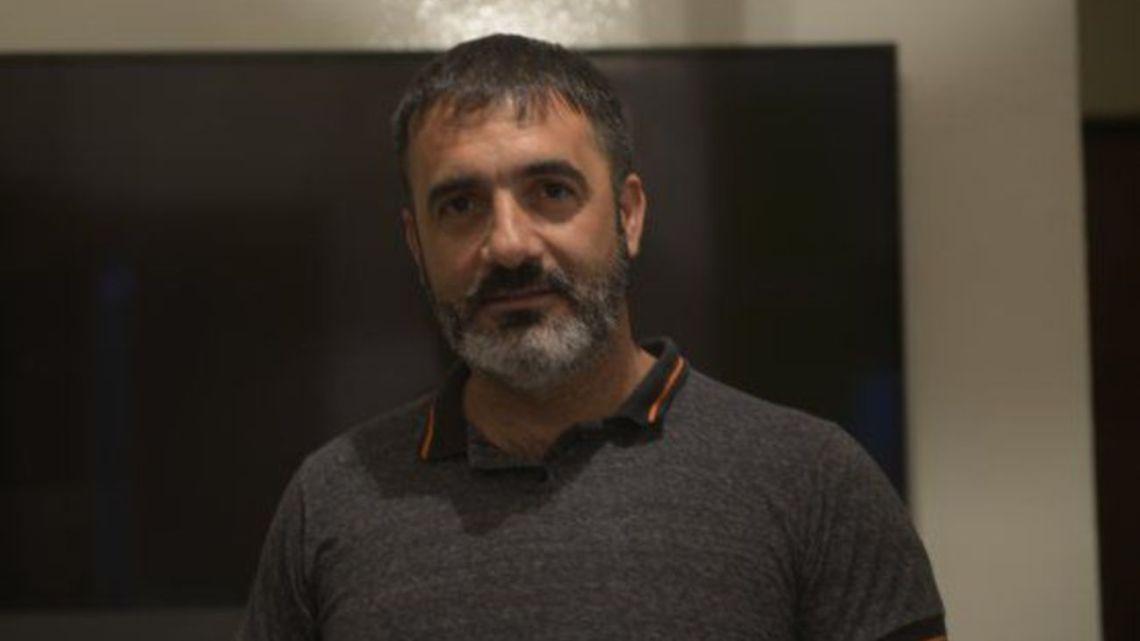 Carlos Héctor Argüelles.