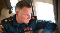Eugeni Zínichev Ministro de Situaciones de Emergencia