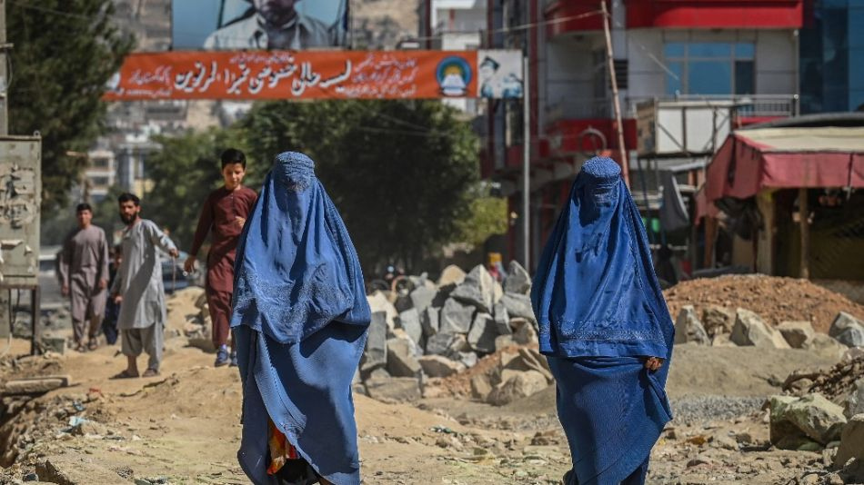 afganistánmujeres