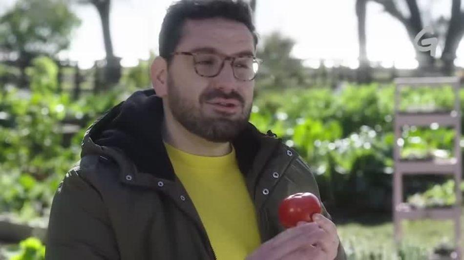 Polémica con Damián Betular por el sabor del tomate