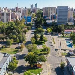 La capital neuquina fue fundada el 12 de septiembre de 1904.